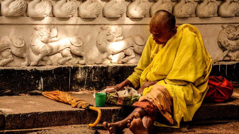 beggar life vishaya zen story