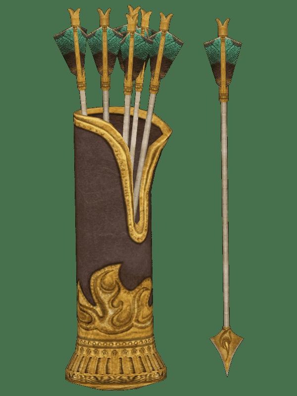 ಮಹಾಭಾರತದಲ್ಲಿ  ಪಾಂಡವರ ಸಾವಿನ ಐದು ಚಿನ್ನದ ಬಾಣಗಳ ಕಥೆ