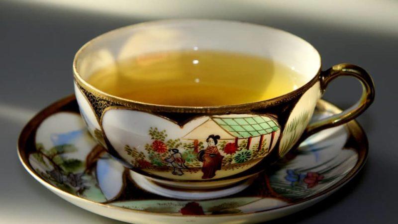 zen kathe vishaya tea cup death break