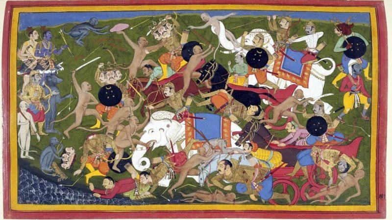 ರಾಮಾಯಣ ಆದಿಕವಿ ಮಹರ್ಷಿ ವಾಲ್ಮೀಕಿ ಜಯಂತಿ , Ramayana Poet Valmiki Jayanti