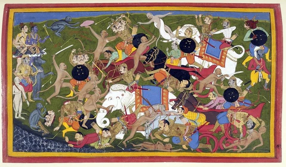 ರಾಮಾಯಣ ಆದಿಕವಿ ಮಹರ್ಷಿ ವಾಲ್ಮೀಕಿ  ಜಯಂತಿ – Ramayana Poet Valmiki Jayanti