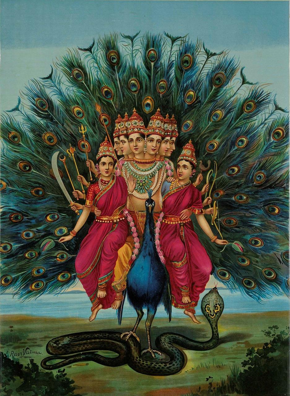 ಸುಬ್ರಹ್ಮಣ್ಯ / ಷಣ್ಮುಗ /  ಸ್ಕಂದನಿಗೆ ಪ್ರಿಯವಾದ ಮಹಾತಿಥಿಗಳು